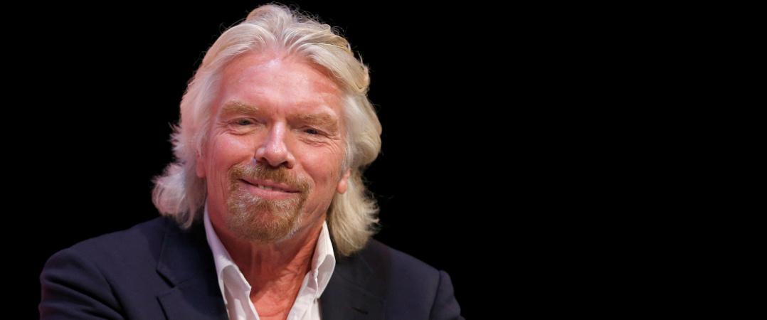 Richard Branson: 8 passos para a felicidade e o sucesso