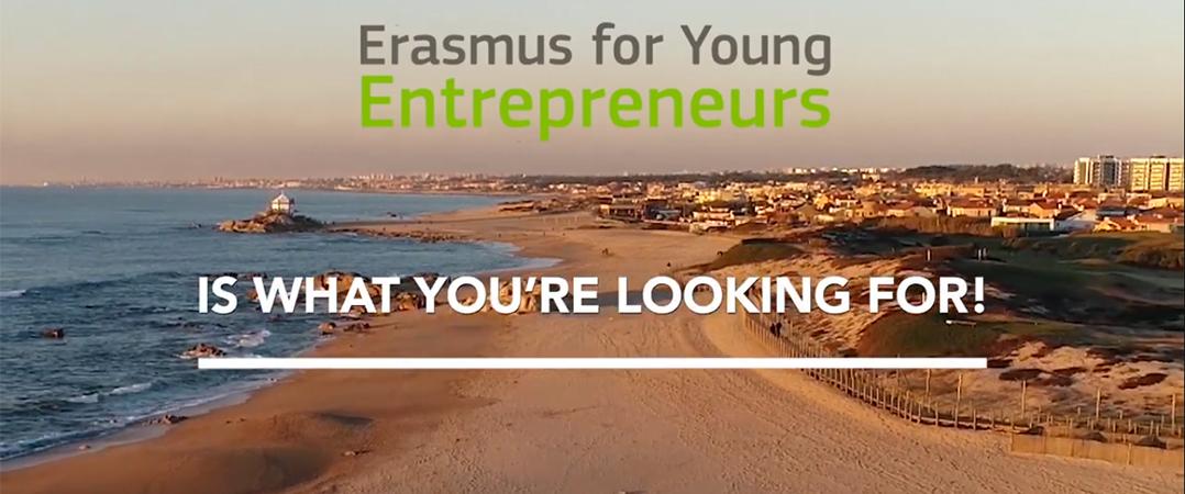 O programa de Erasmus para aspirantes a empreendedores portugueses
