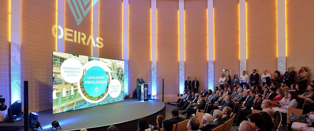 dd8c55ddf Oeiras lança programa para criação de ecossistema de negócios, ciência e  tecnologia