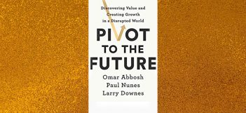 A Ler: Pivot to the Future