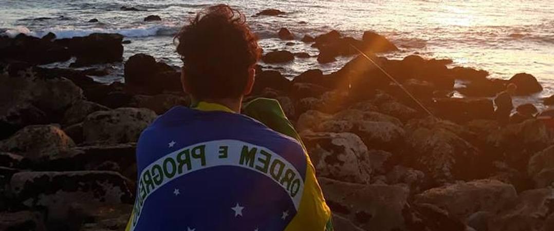 Portugal uma terra com sotaque brasileiro para muitos jovens