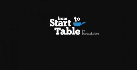 From-Start-to-Table acelera 2.ª edição