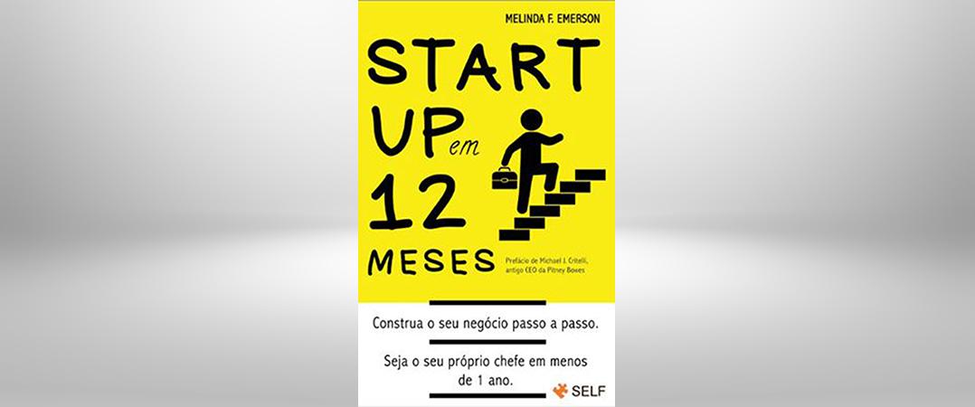 A Ler: Startup em 12 meses