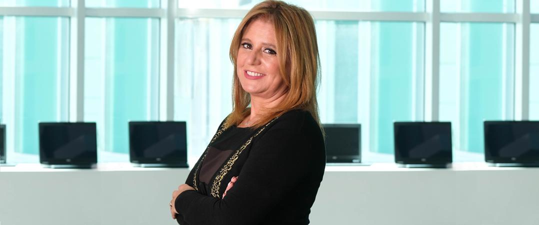 Isabel Reis, Dell Technologies Enterprise General Manager for Spain&Portugal