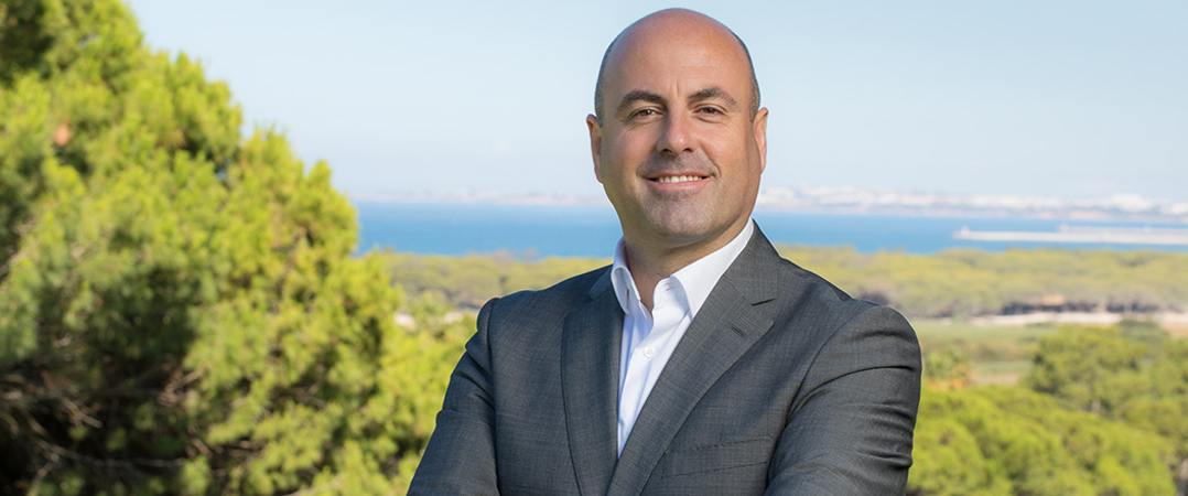 Tiago Rodrigues, administrador executivo do grupo Vale do Lobo
