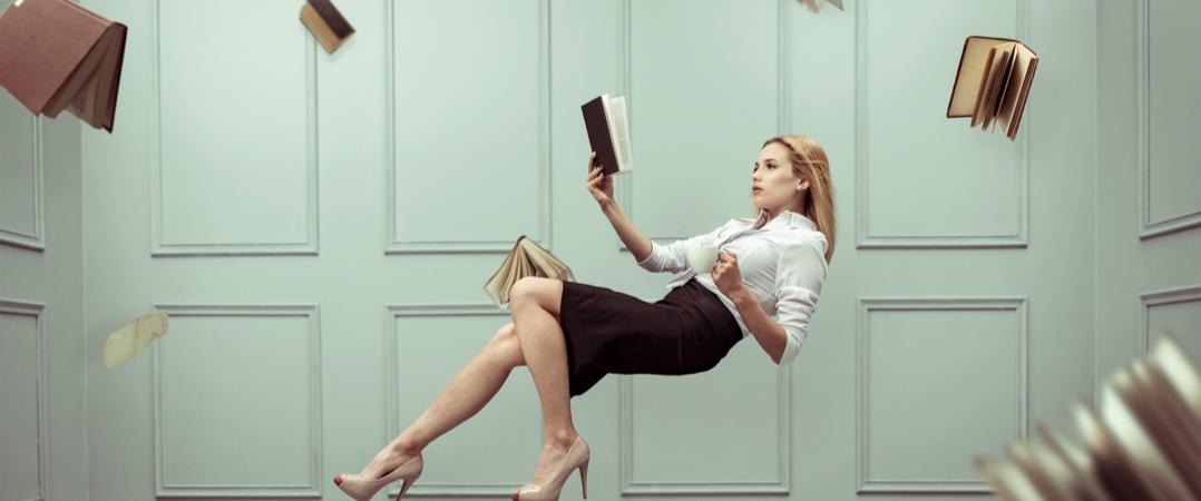 10 livros de motivacionais para despertar um CEO adormecido
