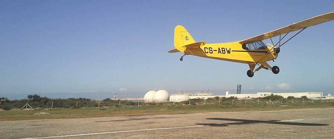 Aero Clube da Costa Verde procura parceiro empresarial para rentabilizar espaço
