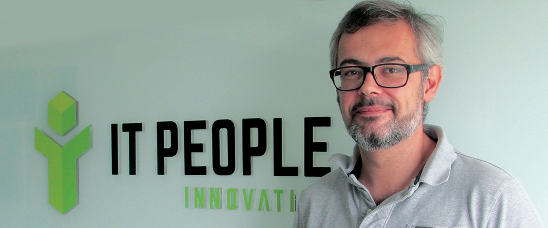 Luís Martins, diretor de marketing ITPeople