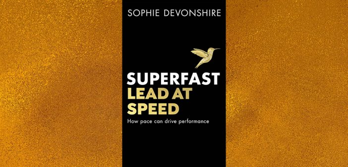 "A Ler: ""Superfast: Lead at Speed"""