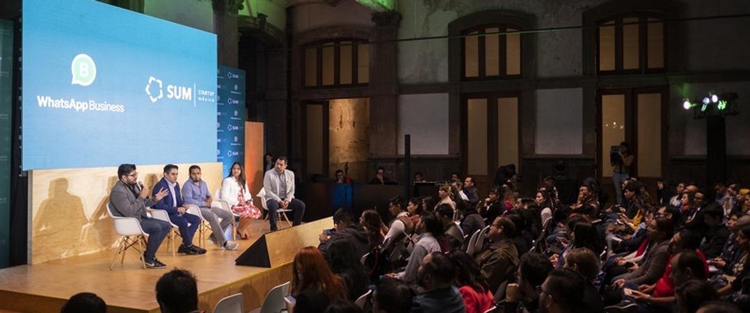 WhatsApp e Startup México unem-se para promover o crescimento das PME