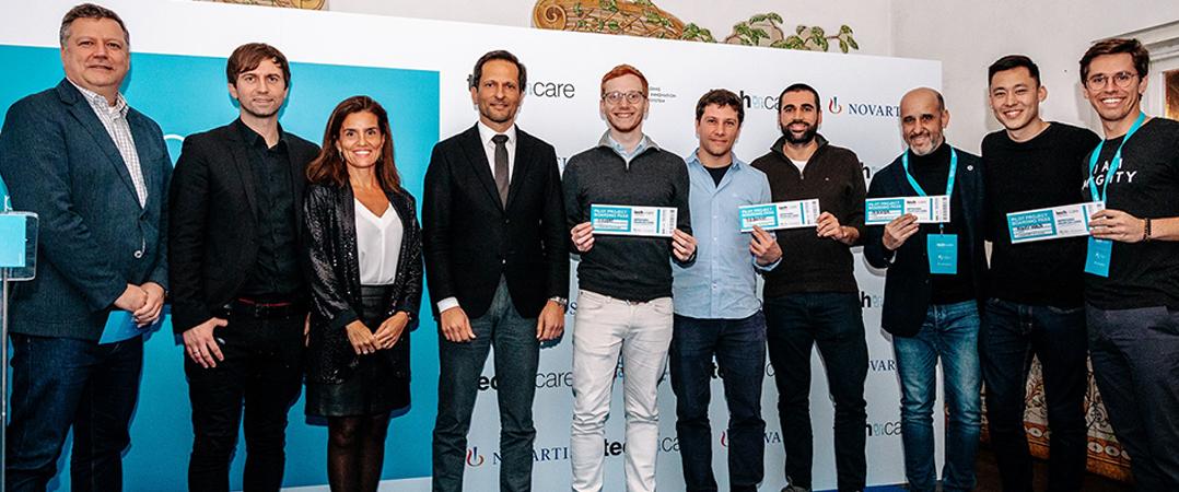 Programa Techcare da Novartis escolhe 5 start-ups
