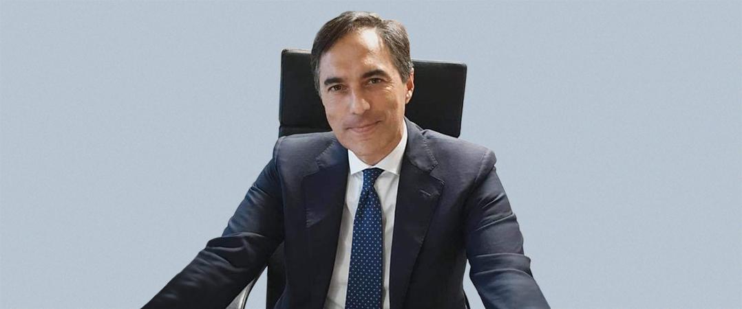 Giuseppe Incarnato, administrador delegado do grupo italiano I.G.I. Investimenti