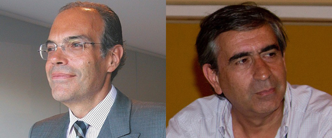 João Brazão e João Pedro Marques da Silva