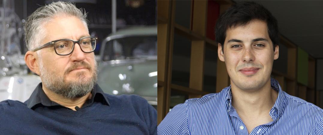 Tim Vieira e Pedro Lopes