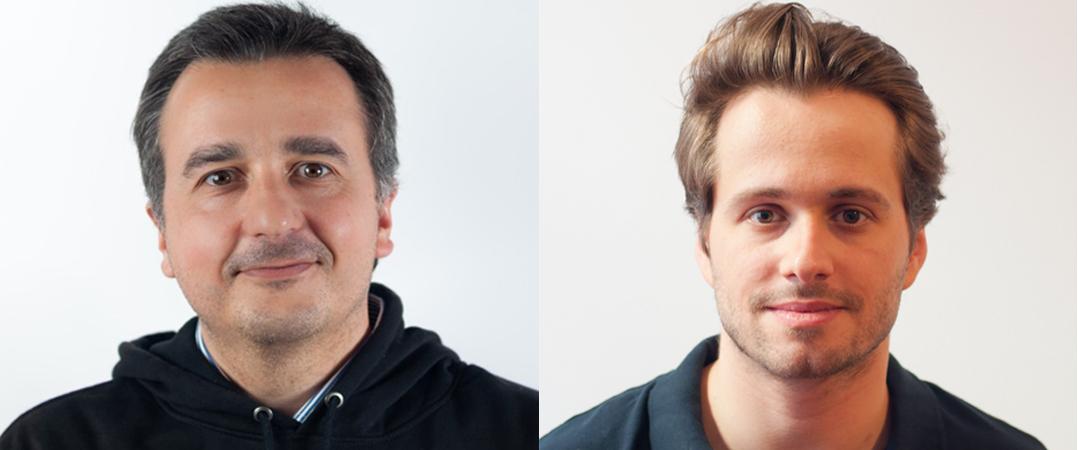 AlexandreSantos e João Aroso
