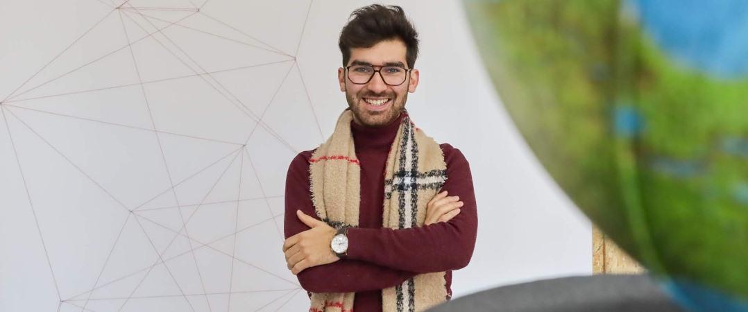 Carlos Mello, cofundador do ANA.VI GROUP