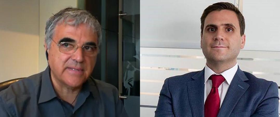 Manuel Tarré e Nuno Melo