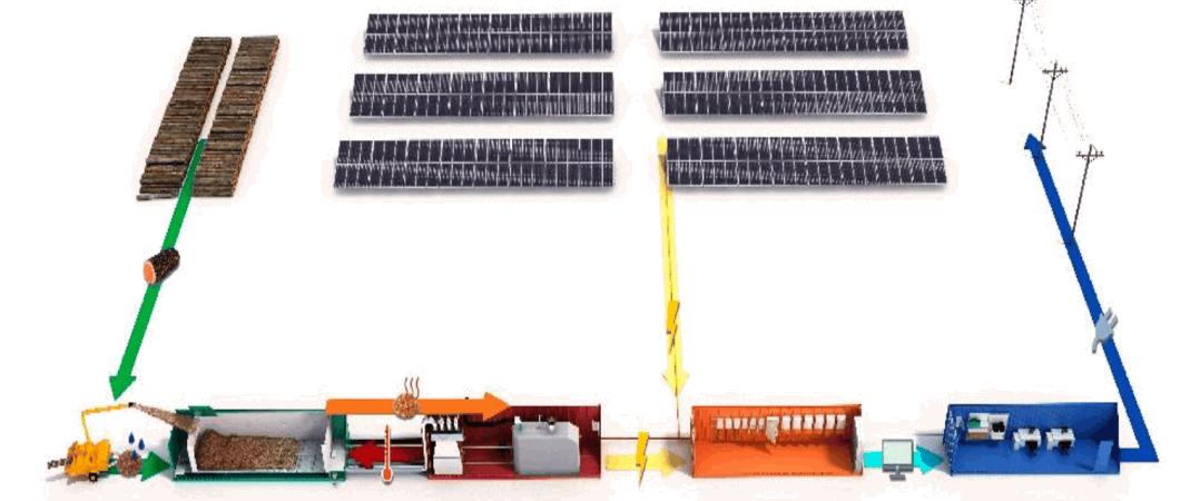 SolarWood
