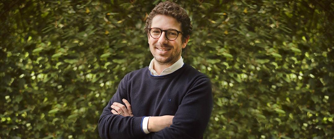António Miguel, fundador e CEO da MAZE