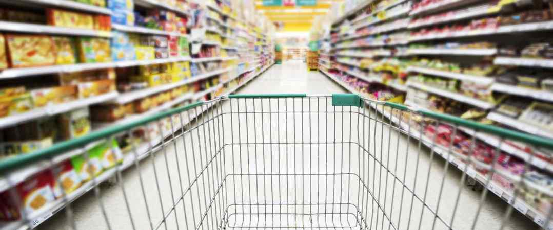 Descontos supermercados