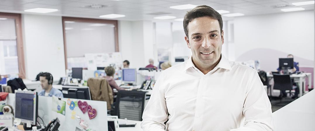 Jesús Núñez, diretor executivo de Vendas e Distribuição da Liberty na Europa