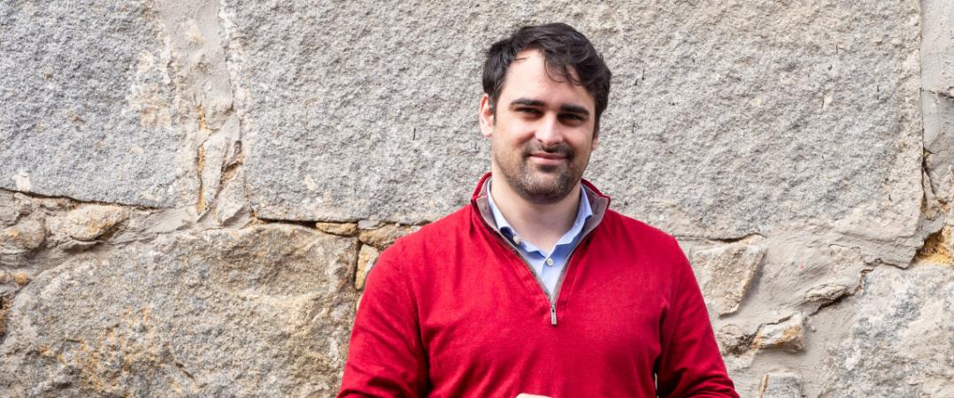 Alexandre Santos, fundador e CEO da Snood Foods