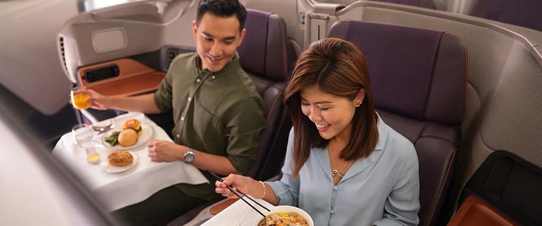 Companhia aérea transforma aviões em restaurante e reservas esgotam em meia hora