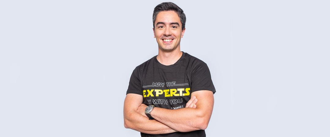 Sérgio Viana, Partner & Digital Experience Lead na Xpand IT
