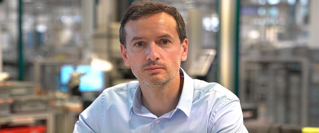 Tiago Sacchetti, diretor da Bosch Industry Consulting em Portugal e Espanha