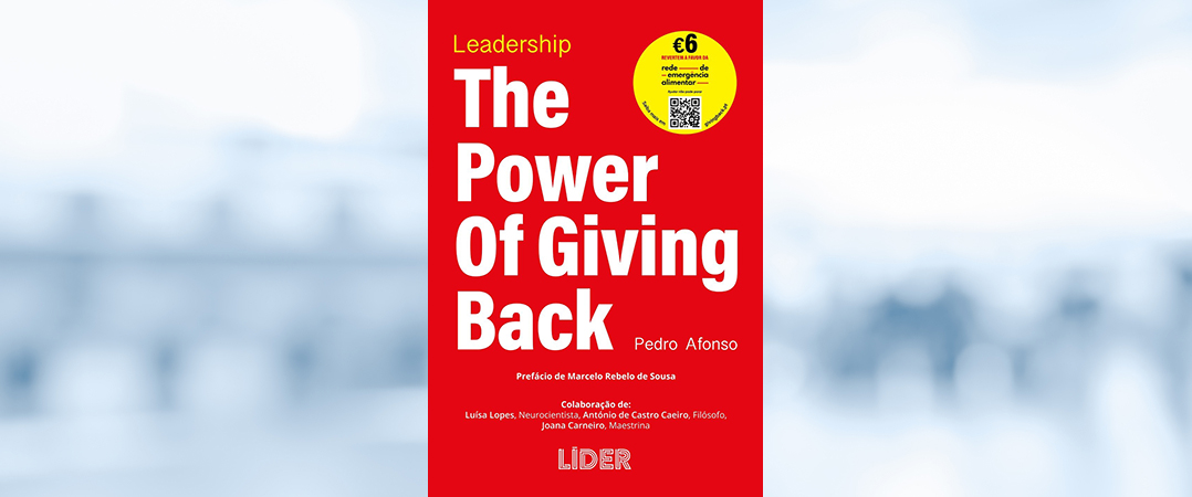 A Ler: Leadership – The Power of Giving Back