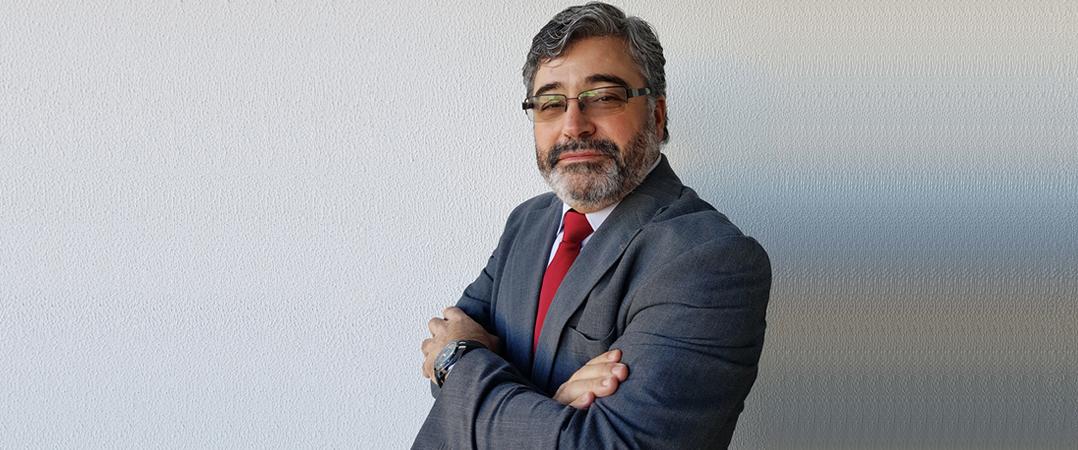 Pedro Figueiredo, diretor-geral do Instituto Galénico