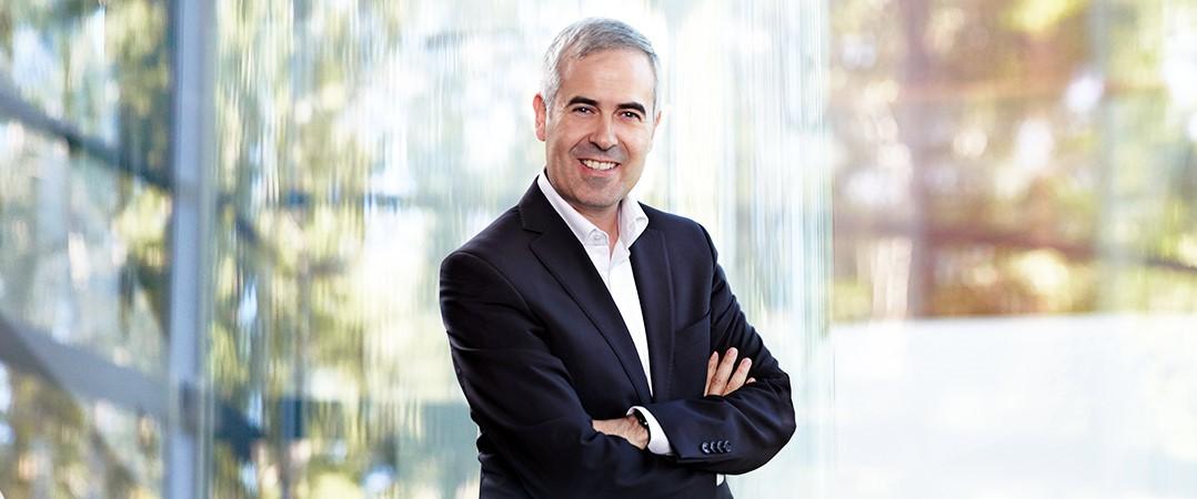 Carlos Carvalho, presidente da ADP França, Suíça e Tunísia