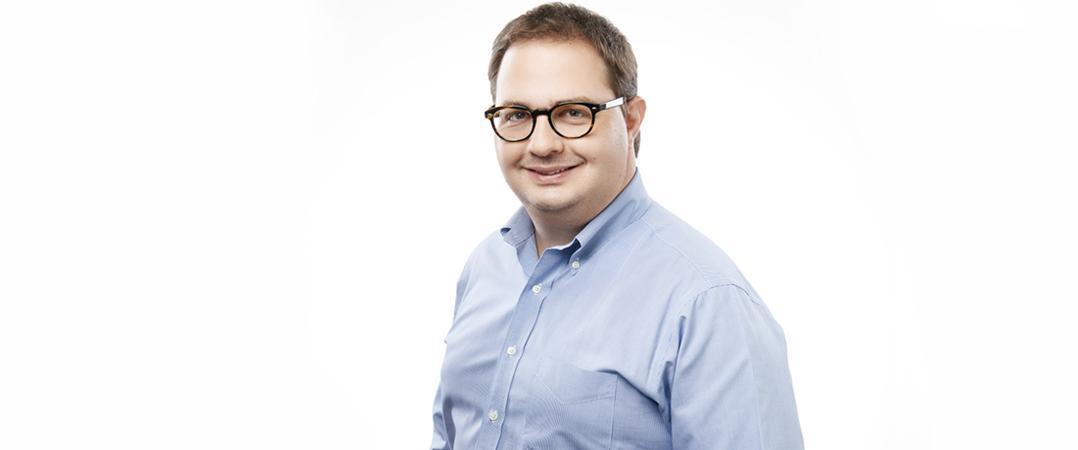 Daniel Ibri, cofundador da Mindset Ventures