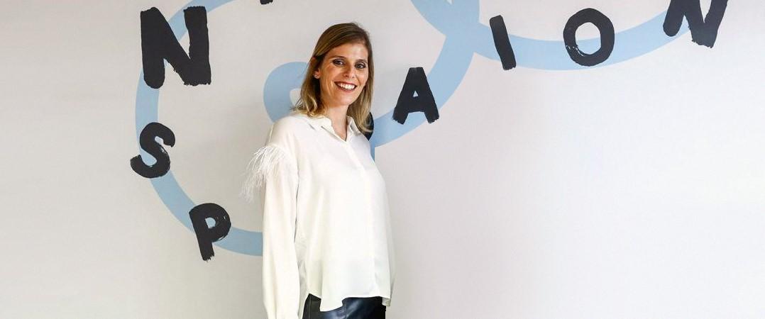 Filipa Mascaranhas, cofundadora Sparkl
