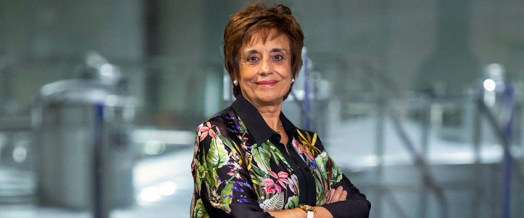 Leonor Freitas, sócia gerente da Casa Ermelinda Freitas