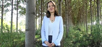 Iwona Pawlak, CEO and Founder of Smart Forest
