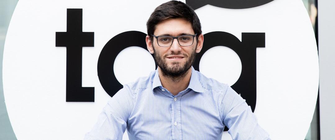 Davide Dattoli, co-fundador e CEO da Talent Garden