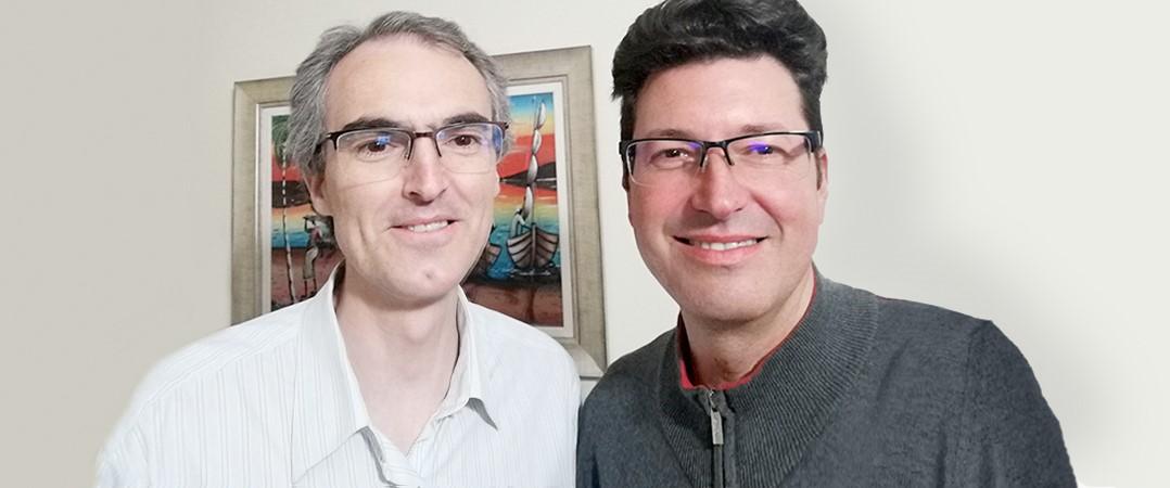 Miguel Lopes e Nuno Franco, cofundadadores da XekVita
