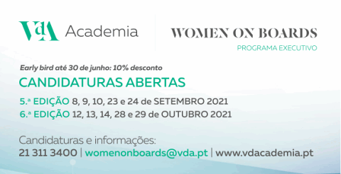 Programa executivo Women on boards - candidaturas abertas - early bird