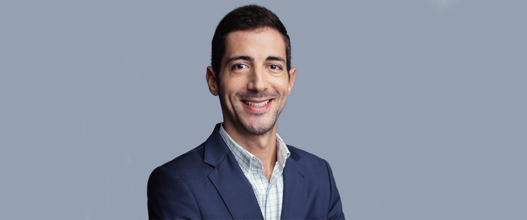 Euclides Major, diretor executivo do Nova SBE Haddad Entrepreneurship Institute
