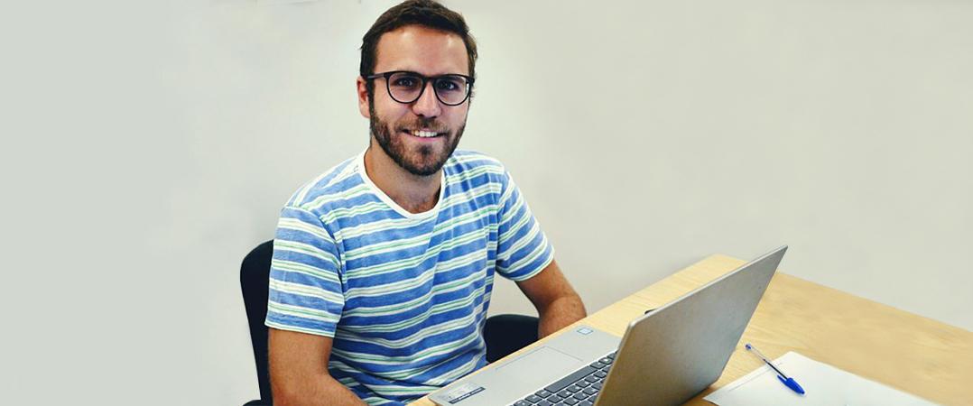 José Bourbon, cofundador do PartilhadaMente