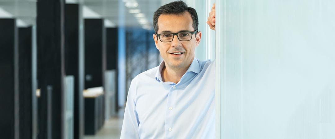 Nuno Archer, CEO e fundador da Winsig